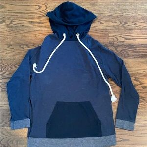 Monrow sweatshirt /hoodie pullover size L